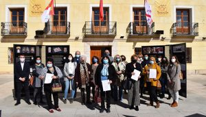 El Gobierno regional destina más de 170.000 euros a la formación en atención sociosanitaria de una decena de alumnos en Tarancón