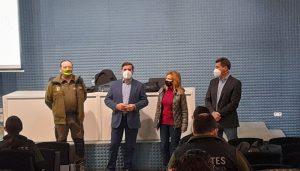 El Gobierno regional forma en Cuenca a 24 agentes medioambientales en técnicas de comunicación profesional