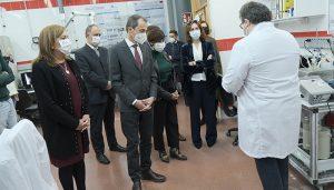 """El Gobierno regional reclama el apoyo del Ministerio de Ciencia a través de los fondos europeos para seguir creciendo en """"innovación e investigación"""""""