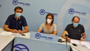 El Grupo Popular acusa a Page nuevamente de mentir y ocultar los verdaderos datos del nuevo hospital de Cuenca