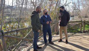 El Grupo Popular pide a Alberto Rojo que continúe con el proyecto de la ribera del río Henares hasta el barrio de Los Manantiales