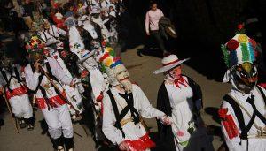 El renacer de una tradición milenaria el carnaval de Almiruete