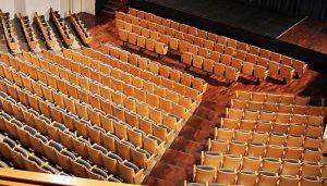 El Teatro Auditorio de Cuenca aplaza los tres primeros conciertos de la temporada por la situación sanitaria