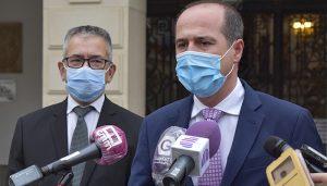 Guadalajara y Yebes trabajarán codo a codo para potenciar su estación de AVE