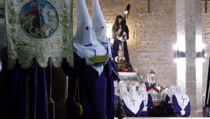 La Cofradía de la Pasión del Señor de Guadalajara comienza a celebrar el LXXV aniversario de su fundación