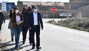 La Diputación de Cuenca llevará a cabo la ampliación y mejora de la CUV-8111 que une Villagarcía del Llano y Quintanar del Rey