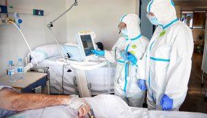 Miércoles 10 de febrero El covid vuelve a matar a una persona en Guadalajara y Cuenca esquiva las muertes por primera vez en semanas