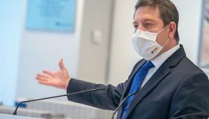 Page avanza la adquisición de once equipos de última generación para la detección de las nuevas cepas de coronavirus
