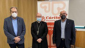 Pedro Bordallo Cordero, nuevo director de Cáritas Diocesana de Cuenca