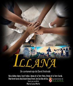 Illana estrena el corto de cine rodado en sus calles y dirigido por David Andrade