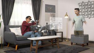 Qualcomm potencia el sector de la RA con su diseño de referencia de visor inteligente de RA basado en Qualcomm Snapdragon XR1