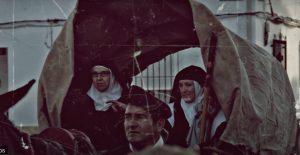 representacion llegada santa teresa