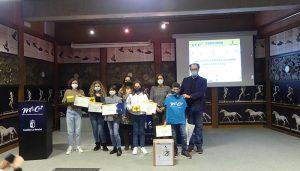 Rodrigo Jiménez gana el concurso ´Las niñas también quieren ser científicas´ impulsado por el Museo de las Ciencias