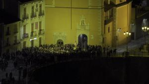 Suspendido el Vía Crucis por las calles de San Antón aunque sí se celebrará la santa misa