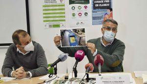 Una encuesta del CSIF revela que hay falta de seguridad para prevenir el contagio de Covid-19 y frío en las aulas de Castilla-La Mancha