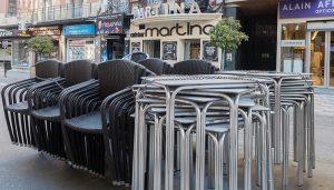 Vox Cuenca denuncia la actitud de abandono y dejadez del alcalde de Cuenca dejando desamparados a los hosteleros