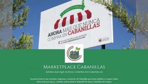 Ya operativa la plataforma «Market Place Cabanillas», que echa a andar con 33 comercios asociados