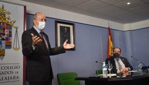 Campo anuncia en Guadalajara que serán inhábiles los días del 24 de diciembre al 1 de enero para las actuaciones judiciales