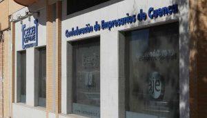 CEOE-Cepyme Cuenca apunta a las empresas las subvenciones de Diputación para otros sectores