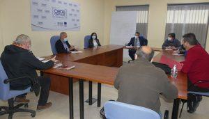Constituida la mesa de negociación para el convenio de transporte de viajeros de Cuenca