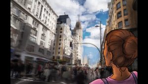 Cruz Roja Cuenca pone voz a mujeres refugiadas en una creación audiovisual animada