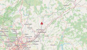 Cuatro personas trasladadas al Hospital tras un atropello múltiple en Yunquera de Henares