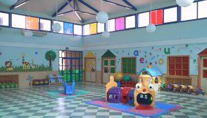 El 1 de abril comienza el plazo de inscripción para el próximo curso 20212022 en las Escuelas Infantiles Municipales de Cabanillas