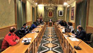 El acceso a la Plaza Mayor de Cuenca se cerrará a los vehículos privados durante Semana Santa en diferentes tramos horarios