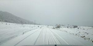 El Gobierno de Castilla-La Mancha comenzará a hacer tratamientos preventivos en la Red regional de Carreteras por la llegada de un temporal de frío
