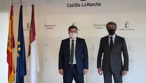 El Gobierno de Castilla-La Mancha y la Comunidad de Madrid impulsan la colaboración en materia de transportes