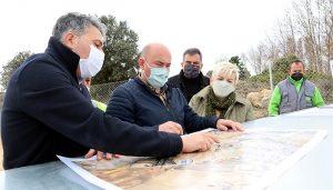 El Gobierno regional acomete obras para la mejora del abastecimiento de agua en Poveda de la Obispalía y Villares del Saz