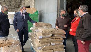 El Gobierno regional inyecta al sector agroalimentario de la provincia de Guadalajara 5,5 millones a través de la última convocatoria de ayudas Focal