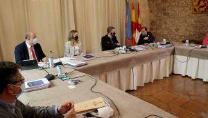 El Gobierno regional ratifica su compromiso con Sigüenza