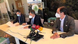El Grupo Suez propone en UFIL el reto de aprovechar la masa forestal para la depuración de aguas