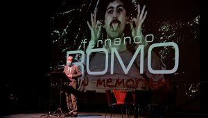 El mundo de la cultura y el teatro rinden un sentido homenaje al actor y director          Fernando Romo