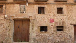 El Palacio de los Arias de Molina de Aragón entre en la lista roja de patrimonio