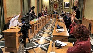 El Pleno del Ayuntamiento de Cuenca aprueba por unanimidad nombrar Hijo Predilecto al médico José Ramón Izquierdo Sanz