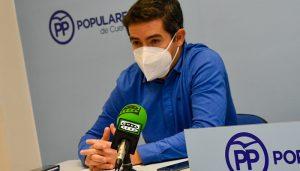 """El PP asegura que la """"incompetencia de Dolz y Valero dejan a Cuenca sin Semana de Música Religiosa"""