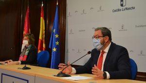 Eusebio Robles anima a 79 centros residenciales de Guadalajara a que se acojan a las ayudas de la Junta para actualizar sus recursos
