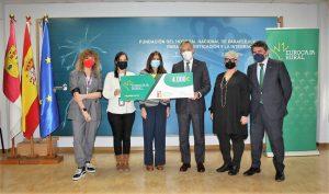 Fundación Eurocaja Rural entrega una de sus 'Ayudas Sociales' a un proyecto de investigación del Hospital Nacional de Parapléjicos