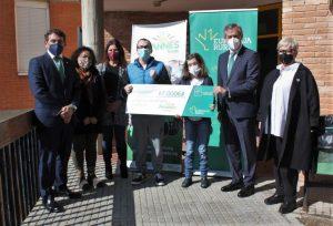 Fundación Eurocaja Rural participa en el programa de inclusión laboral de AFANNES Toledo con una aportación de 7.000 Euros