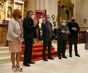 Godoy pide precaución a los y las conquenses durante estos días de Semana Santa y que se mantengan las medidas sanitarias