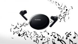 Huawei presenta los FreeBuds 4i con cancelación activa de ruido y una gran batería para reproducir 10 horas de música non-stop