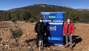 Invierte en Cuenca apoya la apuesta de Trufa de la Vega por el emprendimento en plena Serranía de Cuenca