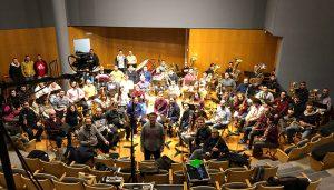 La Banda de Música de Cuenca ofrecerá un concierto de marchas procesionales en el Teatro Auditorio