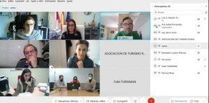 La Federación de Asociaciones de Empresarios de Turismo Rural de Castilla-La Mancha expone sus líneas de trabajo a la directora general de Turismo en la Junta
