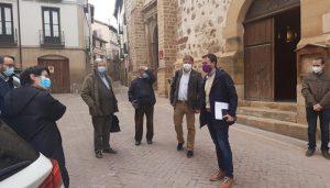 La fibra óptica llegará a 90 nuevos pueblos y pedanías de la comarca de Molina de Aragón a lo largo del año que viene