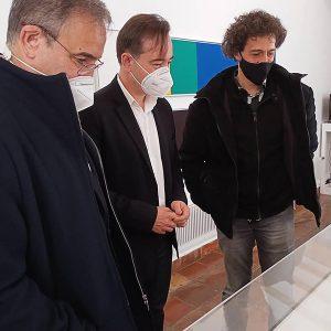 La Fundación Antonio Pérez tendrá abierta la exposición La Misma Mano de Ignacio Llamas hasta el 24 de mayo