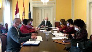 La Subdelegación del Gobierno en Cuenca acoge la reunión regional de Unidades Contra la Violencia sobre la Mujer