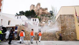 Las agrupaciones de voluntariado de Protección Civil de Castilla-La Mancha realizaron en 2020 el mayor número de intervenciones de su historia